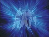 Blue Vortex Wallpaper